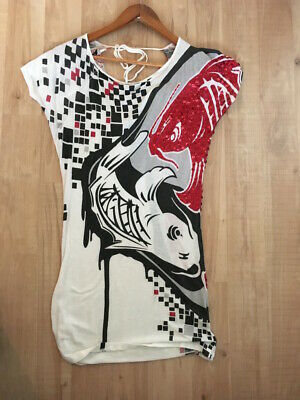 Women's Top By Ringspun Clothing, Size 1 • 14.50£