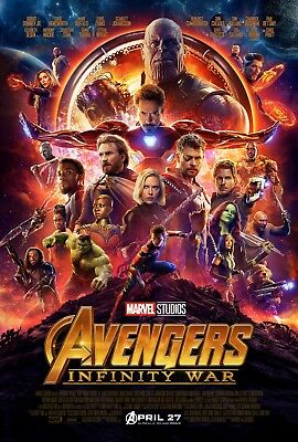 The Avengers Thanos Marvel Digital Art Poster Print T1720 A4 A3 A2 A1 A0|