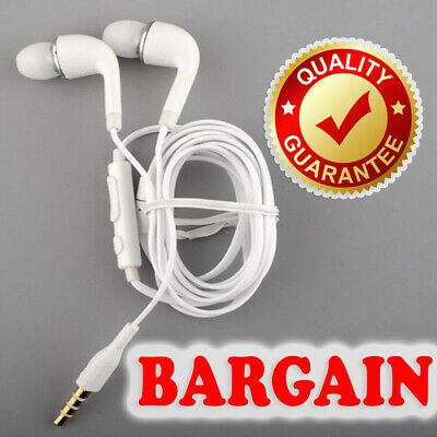 AU4.99 • Buy Samsung Earphones S7 S6 Edge Earbuds In Ear Headphones With Mic Volume Control