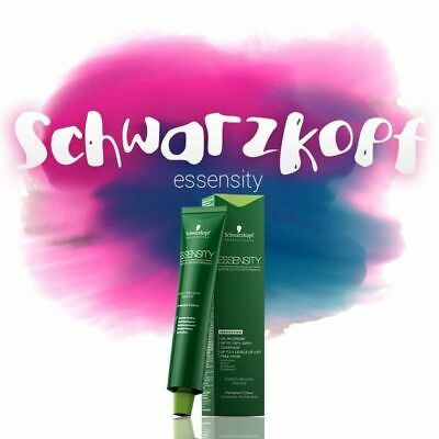 Scwarzkopf Essensity Permanent Colour • 3.50£