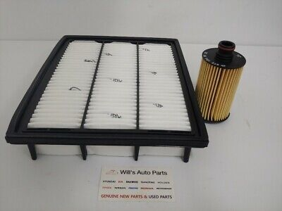AU61.89 • Buy Genuine New Oil+air Box Filter Suit Ssangyong Actyon Sports 2.0l 2012-onw Diesel