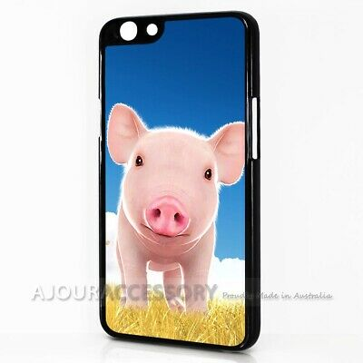 AU9.99 • Buy ( For Oppo A57 ) Back Case Cover AJH11696 Cute Pig
