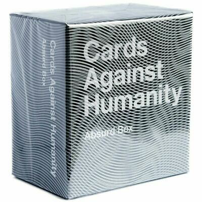 AU31.99 • Buy Cards Against Humanity CAH Absurd Box Card Game Free Postage