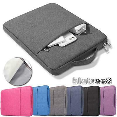 Laptop Carrying Protective Sleeve Case Bag For Apple Macbook Air/Pro/Retina IPad • 10.99£