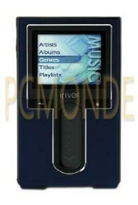 IRiver H10 20 GB MP3 Player/Recorder (Blue) • 199.99£