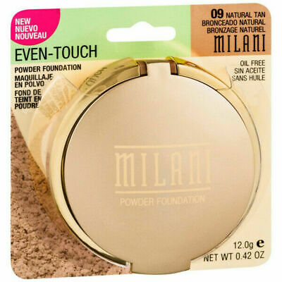 Milani Even Touch Powder Foundation Oil Free *Choose Shade* • 11.99£