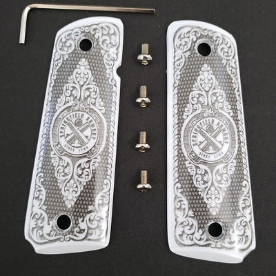 1911 ivory grips