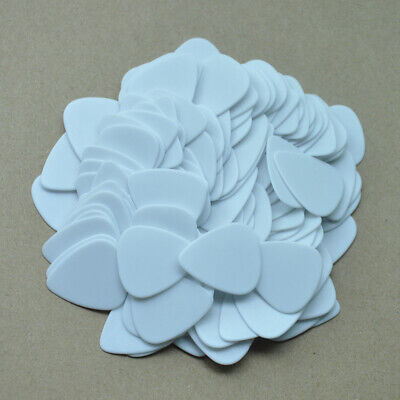 $ CDN16.59 • Buy 100pcs Heavy 1mm 351 Delrin Guitar Picks Plectrums White