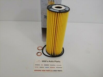 AU21.19 • Buy Genuine New Ssangyong Actyon Sports Ute 100 Series 2.0 L Turbo Diesel Oil Filter