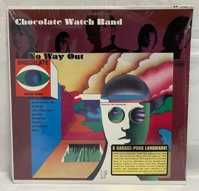 Chocolate Watch Band – No Way Out 12  Vinyl NEW SEALED LP 5306 • 28.09£