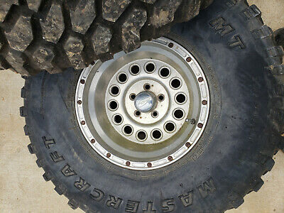 $1800 • Buy 35x12 M/T Rims And Tires