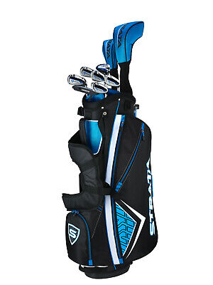 AU478.76 • Buy Callaway Strata Mens Complete 2019 Package Set With Stand Bag - 12 Piece