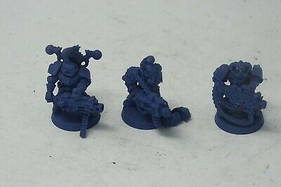 £12.99 • Buy 3 X HAVOC Chaos Space Marines 40k Warhammer With HEAVY BOLTER Metal