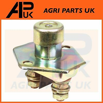 Massey Ferguson TE20 TEA20 TO20 30 Tractor Foot Operated Ignition Starter Switch • 15.90£