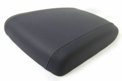 $31.44 • Buy Cadillac Escalade Center Armrest Console Cover Faux Leather For 02-06 Dark Gray