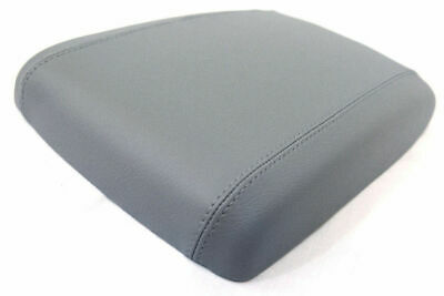 $31.44 • Buy Cadillac Escalade Center Armrest Console Cover Faux Leather For 02-06 Light Gray