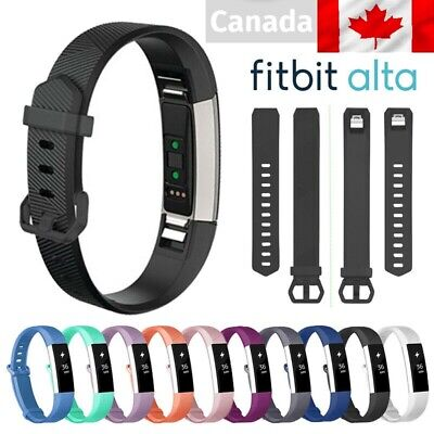 $ CDN7.99 • Buy Fitbit Alta Ace Replacement Wristband Secure Strap Bracelet Soft Silicone Bands