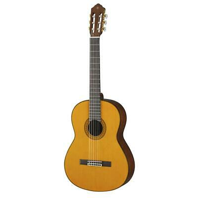 AU766.60 • Buy Yamaha C80 Natural Finish Classical Guitar