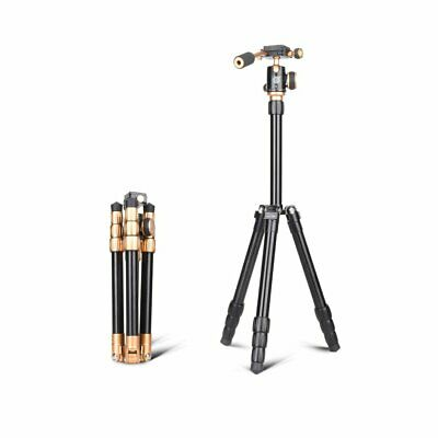 $ CDN102.58 • Buy QZSD Camera Tripod Q066 Lightweight With Carry Bag Panhead For All Cameras Mount