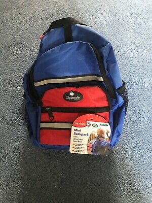 Brand New Clippasafe Toddler Backpack With Reins • 15£