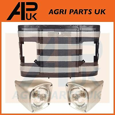 Massey Ferguson 135 148 Tractor 13  Front Grill Grille With Headlights Headlamps • 78.75£