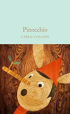 Pinocchio (Macmillan Collector's Library) New Hardcover Book • 8.84£