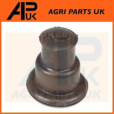 Massey Ferguson 35 35X 65 135 165 168 Tractor Plough Lamp Rubber Switch Cover • 7.99£