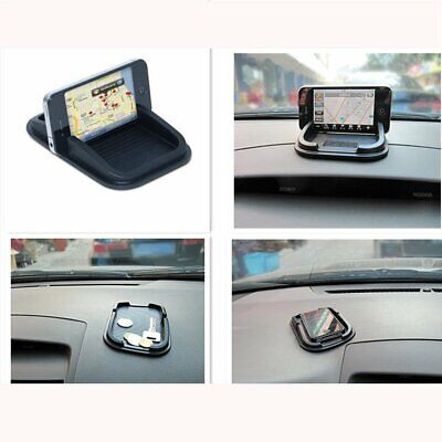 $5.99 • Buy Universal Car Accessory Rubber Sticky Pad Dash Mount Holder For Mobile Phone