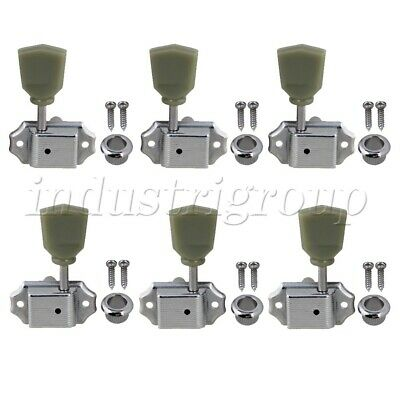 $ CDN14.88 • Buy 3Pcs Left & Right Guitar Tuner Tuning Pegs Machine Head