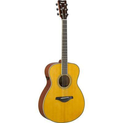 AU2577.20 • Buy Yamaha LS-TA Trans Acoustic Vintage Tint Natural Acoustic Guitar