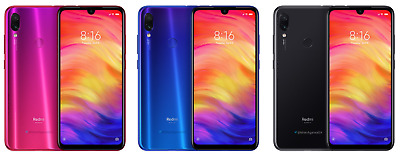 $341.99 • Buy Xiaomi Redmi Note 7 Pro 6.3  128GB Snapdragon 675 4000 MAh 48MP Android By FedEx