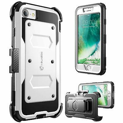 Protective Case IPhone 7 Built-in Screen Protector Shock Reduction Durable Cover • 24.58£