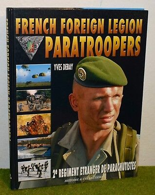 £24.99 • Buy Histoire & Collections FRENCH FOREIGN LEGION PARATROOPERS BOOK