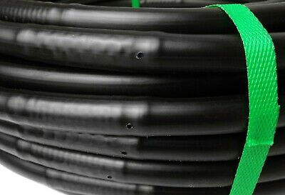 UNBEATABLE PRICE!  100M Drip Irrigation Pipe,USES LESS WATER,IDEAL FOR HEDGES! • 67.33£