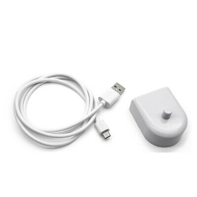 AU10.79 • Buy Portable Toothbrush USB Charger For Braun Oral-B D12013w D12523 4000 D12013 Uj
