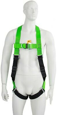£19.85 • Buy G-Force 2 Point Height Safety Fall Arrest Restraint Scaffold Work Harness M-XXL