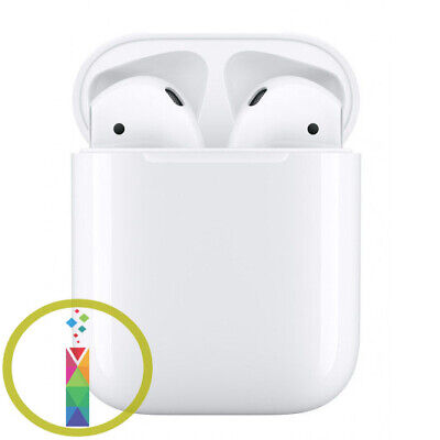 AU249 • Buy Apple AirPods 2nd Generation With Charging Case - Au Stocks