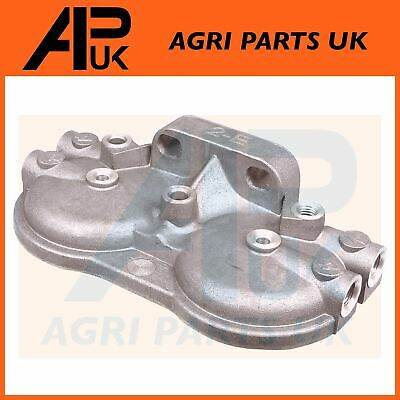 £15.95 • Buy Dual Double Twin Fuel Filter Head For Case International IH 533 574 584 Tractor
