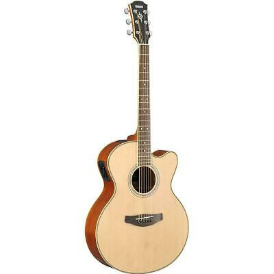 Yamaha CPX700II Natural Finish Acoustic Electric Guitar • 932.59£