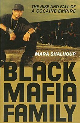 Black Mafia Family New Paperback Book • 7.63£