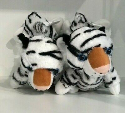 White Tiger Ice Skating Soakers Blade Covers By Chloe Noel • 33£