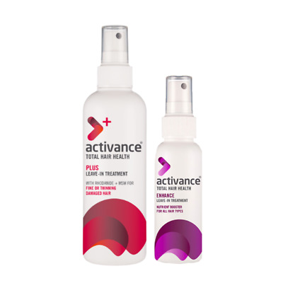 View Details Activance Plus Bonus Enhance Pack For Hair Loss And Thinning Hair • 70.20AU