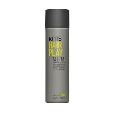 AU27.16 • Buy NEW KMS Hair Play Dry Wax 150ml
