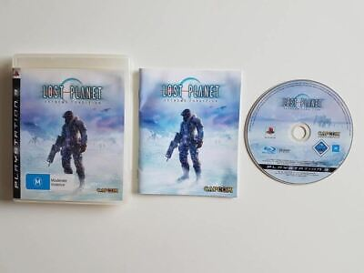 AU21.50 • Buy Lost Planet Extreme Condition PS3 Used SAME DAY FREE SHIPPING