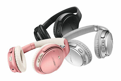 $ CDN335.23 • Buy Bose® QuietComfort QC35 II Wireless NFC Headphones Black, Silver, Rose Gold