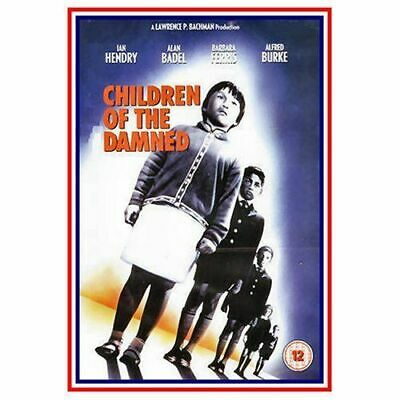 Children Of The Damned Dvd Ian Hendry Brand New & Factory Sealed • 4.99£