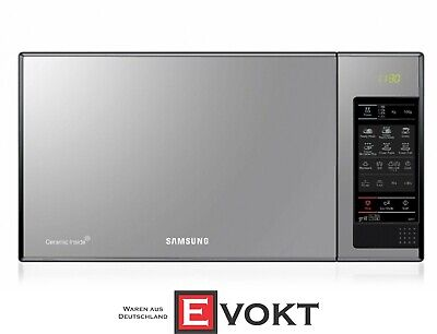 $406.90 • Buy Samsung GE83X Microwave 23 Liter Microwave Oven Ceramic LED Display Grill