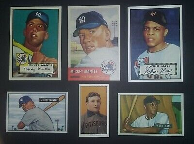 Willie Mays Rookie