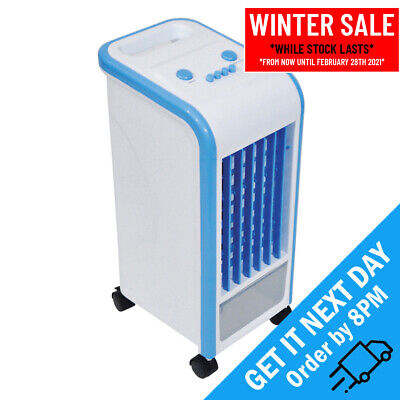 Prem-I-Air EH1770 Ice Air Cooler Home Office Workshop Compact Humidifier 3 Speed • 59.99£