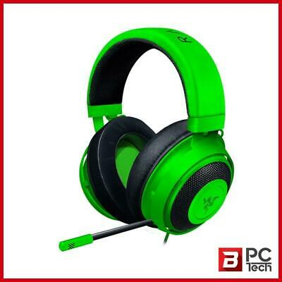 AU129 • Buy Razer Kraken Tournament Edition Wired Gaming Headset - Green